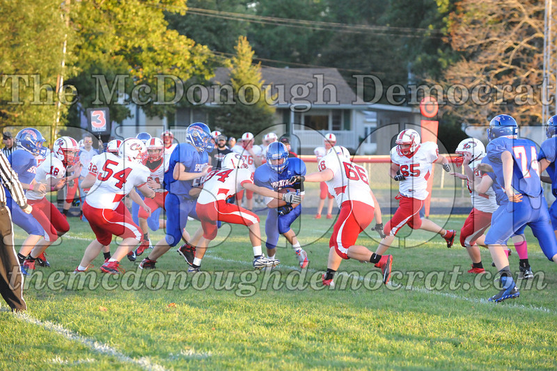 HS B Fb Jv BPC vs Lewistown 10-07-13 055