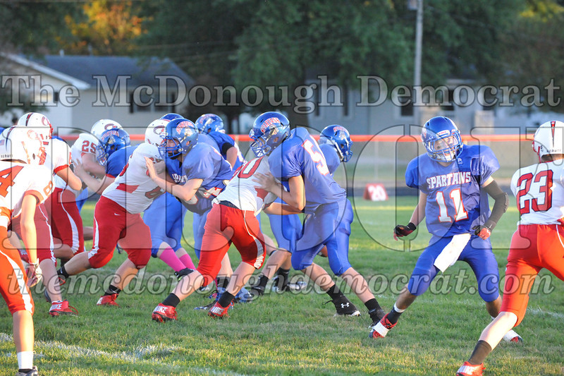 HS B Fb Jv BPC vs Lewistown 10-07-13 053