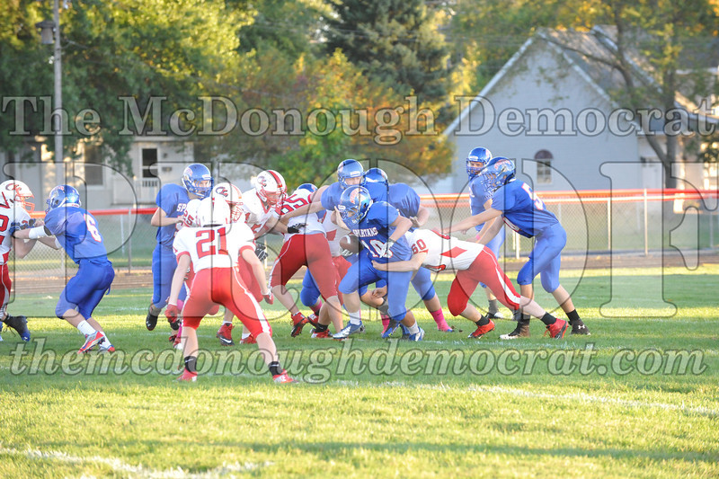 HS B Fb Jv BPC vs Lewistown 10-07-13 002