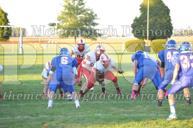 HS B Fb Jv BPC vs Lewistown 10-07-13 022