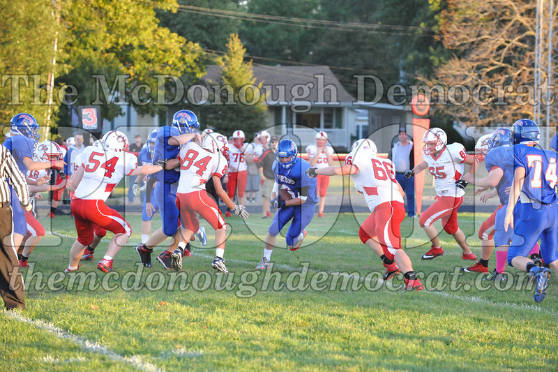 HS B Fb Jv BPC vs Lewistown 10-07-13 054