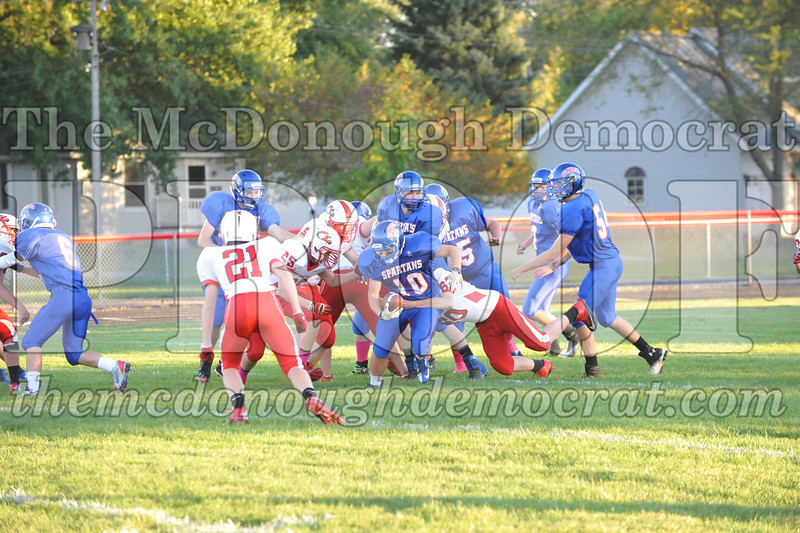 HS B Fb Jv BPC vs Lewistown 10-07-13 003