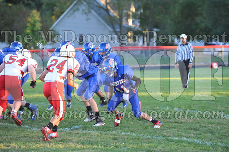 HS B Fb Jv BPC vs Lewistown 10-07-13 048