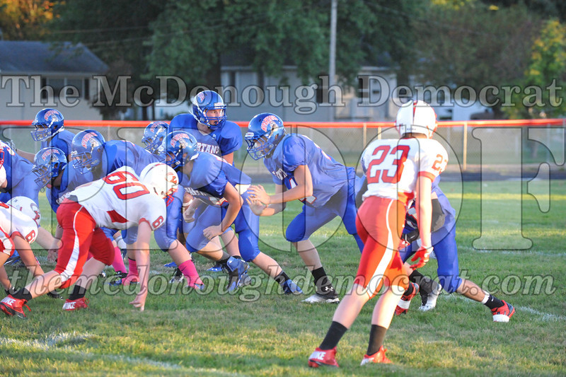 HS B Fb Jv BPC vs Lewistown 10-07-13 050