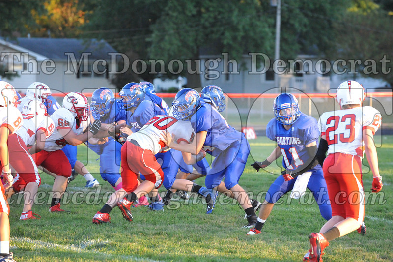 HS B Fb Jv BPC vs Lewistown 10-07-13 052