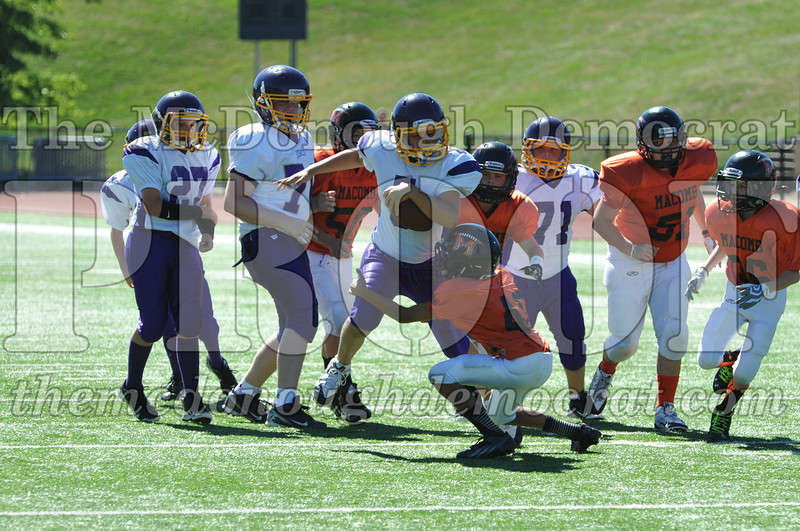 GS B Fb Macomb Orange vs Rushville White 09-29-13 012