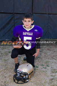 2013 Sayville Youth Football Team Photos