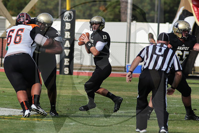 UNCP plays Tusculum  on Saturday, November 2nd, 2013. Tusculum_0694.jpg