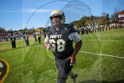 UNCP plays Tusculum  on Saturday, November 2nd, 2013. Tusculum_0543.jpg