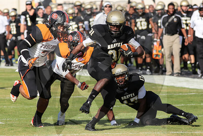 UNCP plays Tusculum  on Saturday, November 2nd, 2013. Tusculum_0614.jpg