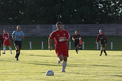 Johnstone Burgh 1 Greenock Juniors 1 Central Sectional League Cup Keanie Park 07/08/2013