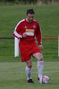 Johnstone Burgh 1 Greenock Juniors 1 Central Sectional League Cup Keanie Park 07/08/2013 Ian Ross