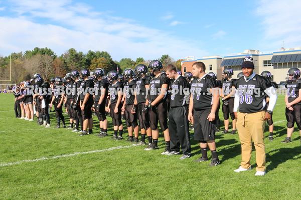 2014 BVT Football and Cheer Seniors