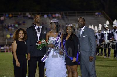 Moss Point High School Homecoming 10/10/2014