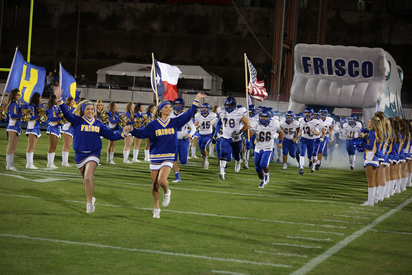 Frisco vs Liberty 2014
