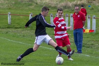 Johnstone Burgh 2 Royal Abert 0 Stagecoach West of Scotland League Central District Second Division Keanie Park 09/05/2015