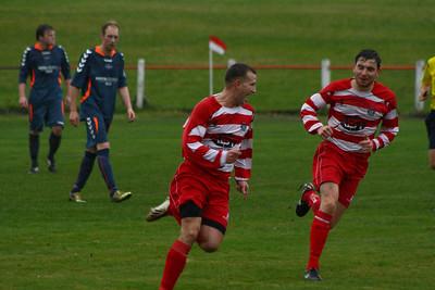 Johnstone Burgh 5 Brechin Victoria 2, Scottish Junior Cup Round 2, 25th October 2014
