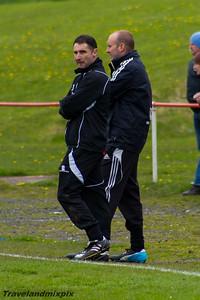 Johnstone Burgh 5 Newmains Utd 2 Stagecoach West of Scotland League Central District Second Division Keanie Park 02/05/2015