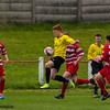 Johnstone Burgh 5 Newmains Utd 2<br> Stagecoach West of Scotland League<br> Central District Second Division<br> Keanie Park<br> 02/05/2015