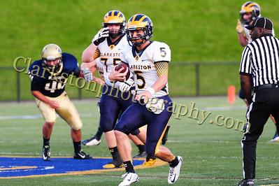 2014 Clarkston Football vs  Stoney Creek 071