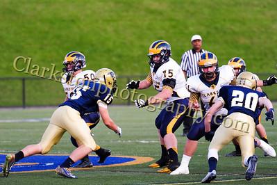 2014 Clarkston Football vs  Stoney Creek 069