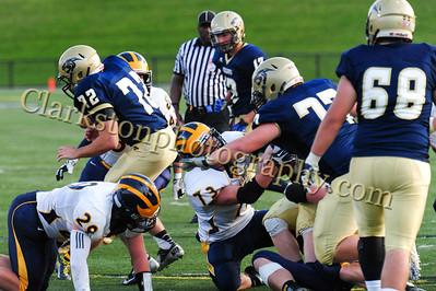 2014 Clarkston Football vs  Stoney Creek 114