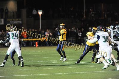 2014 Clarkston Varsity Football vs  Lapeer 130