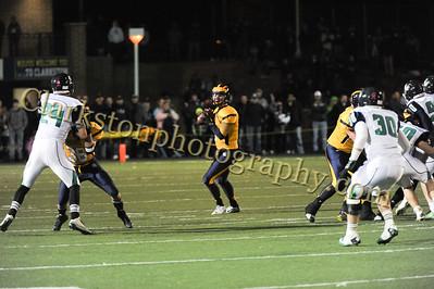 2014 Clarkston Varsity Football vs  Lapeer 129