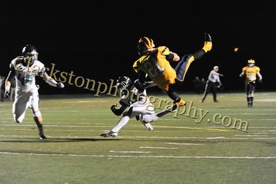 2014 Clarkston Varsity Football vs  Lapeer 150