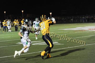 2014 Clarkston Varsity Football vs  Lapeer 134