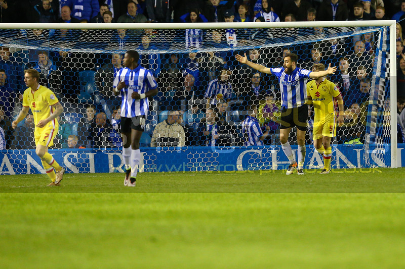 Sheffield Wednesday v MK Dons