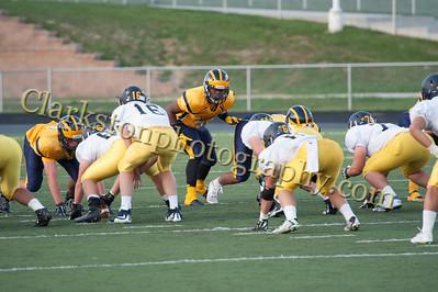 2015 Clarkston Varsity Football vs  Oxford -084
