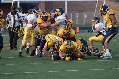 2015 Clarkston Varsity Football vs  Oxford -082