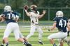 2015 Clarkston Varsity Football vs  Dakota 127