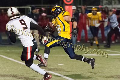 2015 Clarkston Varsity Football vs  Oak Park -067
