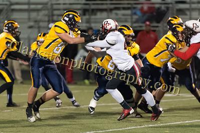 2015 Clarkston Varsity Football vs  Oak Park -104