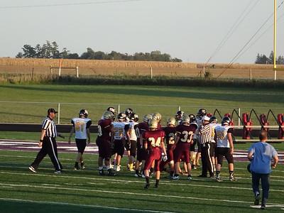 2015 JV Football