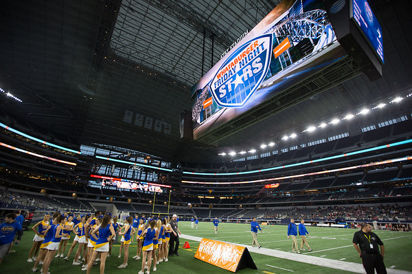 Frisco at AT&T Stadium 2015