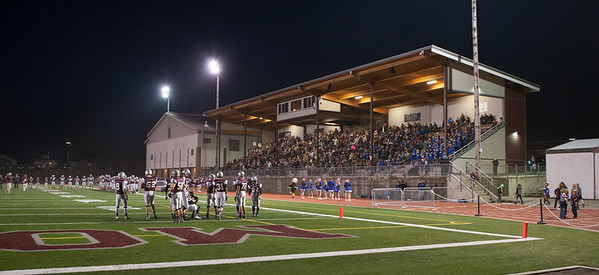 Montesano HS vs. Elma HS, varsity, October 28, 2016
