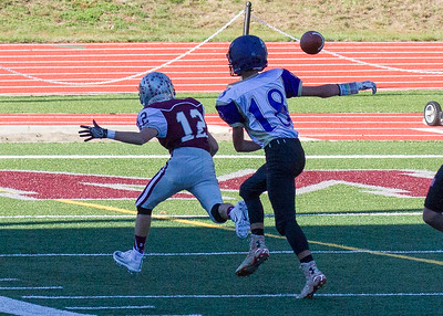 Montesano HS vs. Sequim HS, jv, September 12, 2016