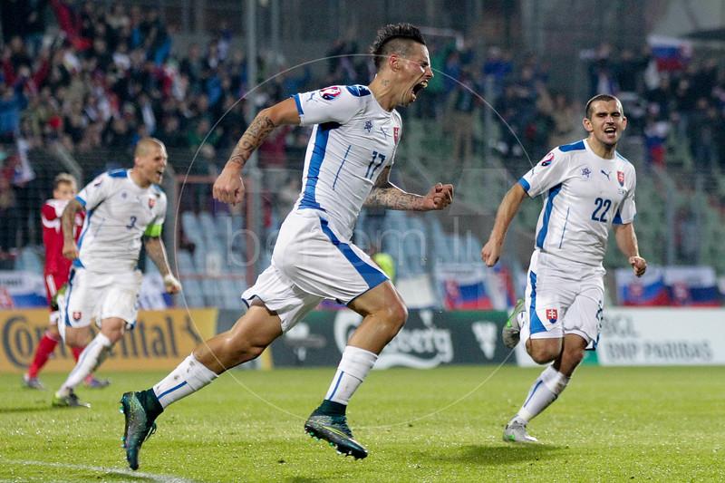 Luxemburg - Slowakei (Luxembourg vs Slovakia)