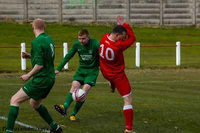 Johnstone Burgh 2 St Rochs 1 McBookie.com West of Scotland League Central District First Division Keanie Park 05/03/2016