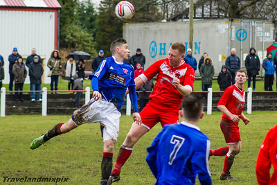 Johnstone Burgh 4 Irvine Meadow 5 , New Coin Holdings West Of Scotland Cup Round Two, 13th February 2016
