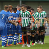Northern Premier League, Blyth Spartans v Sutton Coldfield