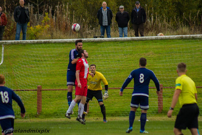 Johnstone Burgh 1 Broughty Athletic 2 Scottish Junior Cup  Round 2 Keanie Park 22/10/2016