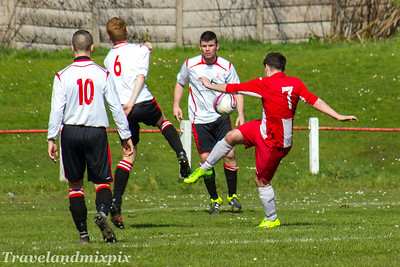 Johnstone Burgh 2 Forth Wanderers 0 McBookie.com Central District First Division Keanie Park 08/04/017