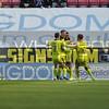 Wigan Athletic v Rotherham United