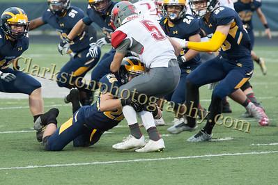 2016 Clarkston Football vs  Troy Athens 019