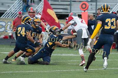 2016 Clarkston Football vs  Troy Athens 032