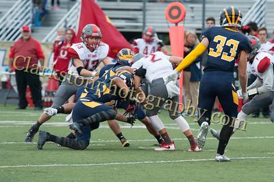 2016 Clarkston Football vs  Troy Athens 034